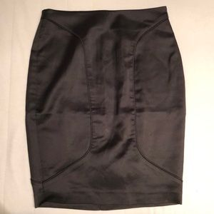 Forever 21 Black Pencil Skirt